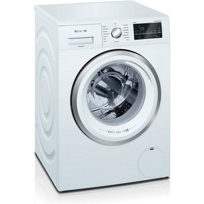 Siemens extraKlasse WM14T492GB 9kg 1400 Spin Washing Machine White