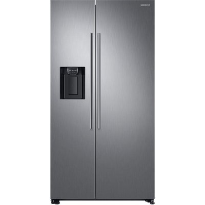 Samsung RS67N8210S9 American Style Fridge Freezer  A  Energy Rating  91cm Wide  Stainless Steel - 8801643222512