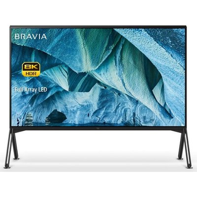 Sony KD98ZG9 98 Inch MASTER Series 8K HDR TV with Picture Processor X1 Ultimate and Acoustic Multi-Audio