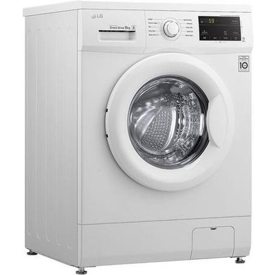 LG F4MT08W 8Kg 1400 Spin Washing Machine White