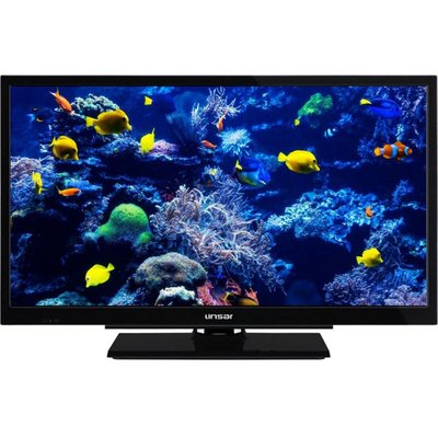 Linsar 24LED5000 24 Inch HD Ready LED TV with Built-in DVD Player