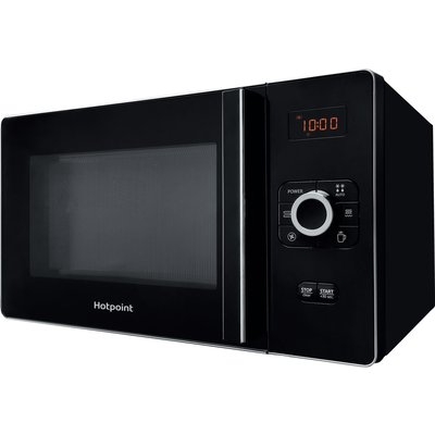 Hotpoint MWH2524B Freestanding Combination Microwave  Black - 5016108965733