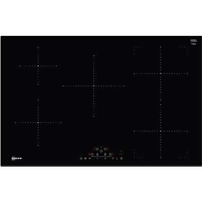 NEFF T48FD23X0 Electric Induction Hob   Black  Black - 4242004195597
