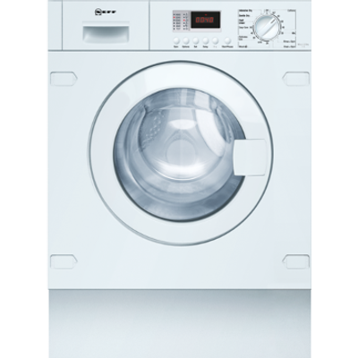 Neff V6320X1GB Integrated Washer Dryer  7kg Wash 4kg Dry Load  B Energy Rating  1400rpm Spin - 4242004196808