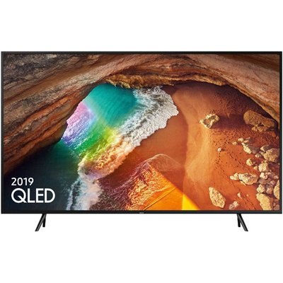 Samsung QE55Q60RATXXU 55 Inch Q60R QLED 4K Quantum HDR Smart TV with Bixby