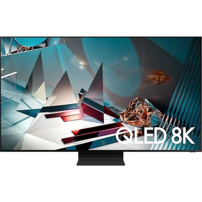 Samsung QE75Q800TATXXU 75 Inch Q800T QLED 8K HDR 4000 Smart TV with Tizen OS 2020 Model