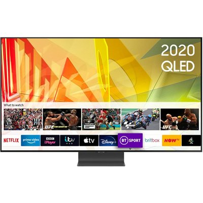 Samsung QE55Q95TATXXU 55 inch Q95T QLED 4K HDR 2000 Smart TV with Tizen OS 2020 Model
