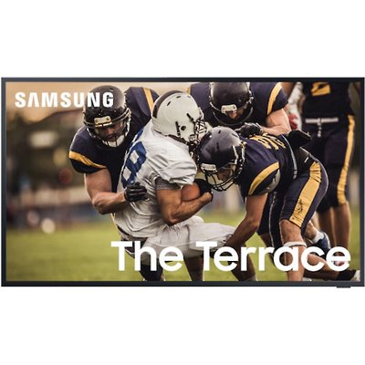 Samsung QE75LST7TAUXXU The Terrace 75 inch QLED 4K HDR 2000 Smart Outdoor TV 2020 Model