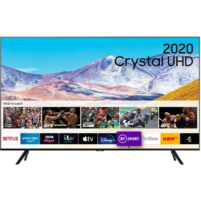 Samsung UE55TU8000KXXU 55 Inch 4K LED Smart TV 2020 Model