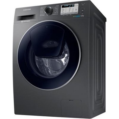 Samsung WW90K5413UX 9kg 1400 Spin AddWash Washing Machine Inox