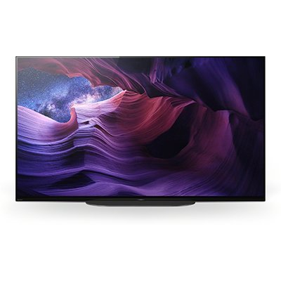 Sony KD48A9BU BRAVIA 48 Inch OLED 4K Ultra HD HDR Smart Android TV 2020 Model