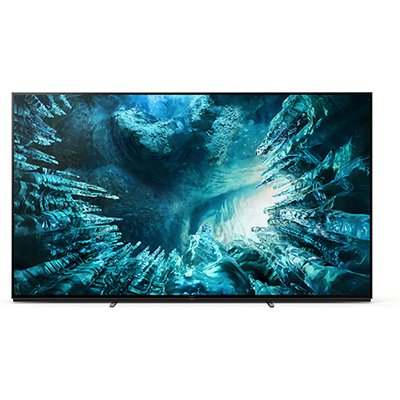 Sony KD85ZH8BU BRAVIA 85 Inch Full Array LED 8K Ultra HD HDR Smart Android TV 2020 Model