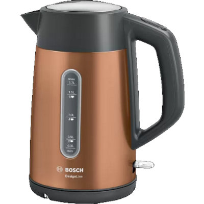 Bosch TWK4P439GB 1.7L Kettle In Copper