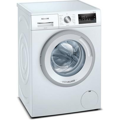 Siemens ExtraKlasse WM14N191GB 7kg 1400 Spin Washing Machine - White - A+++ Energy Rated
