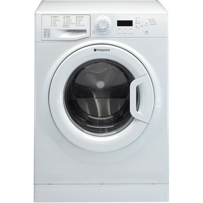 Hotpoint Experience Eco WMBF742P 7 Kg 1400 RPM Washing Machine in White - 5016108898666