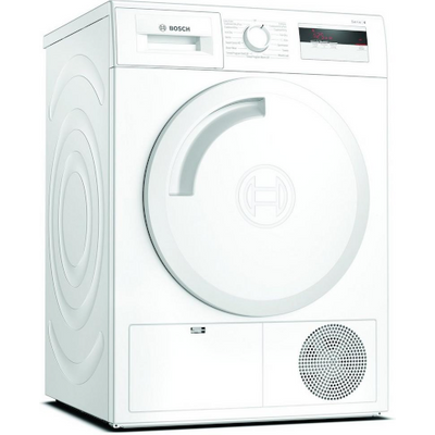 Bosch WTH84000GB Tumble Dryer A+ Energy Rated 8kg In White