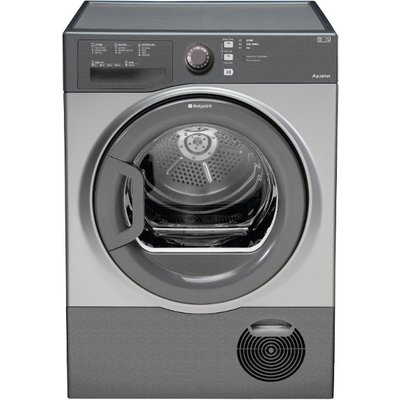 Hotpoint TCFS83BGG 8kg Aquarius Condenser Tumble Dryer
