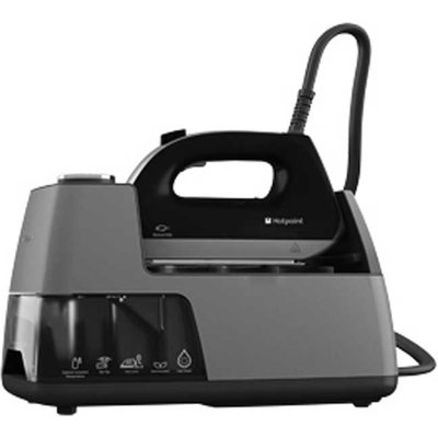 Hotpoint SG E12 AA0 UK Power Perfection Steam Generator Iron in Black - 5016108827369