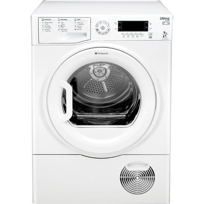 Hotpoint SUTCDGREEN9A1 Ultima S-Line Tumble Dryer