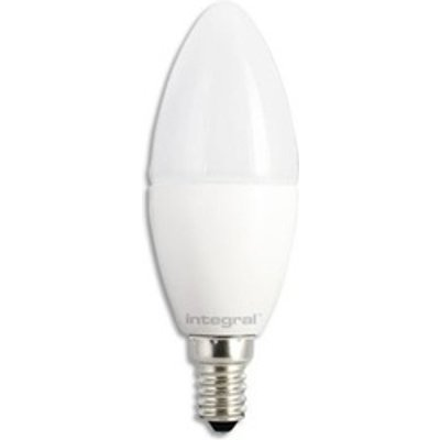 5.5 Watt Frosted LED Candle (40w)