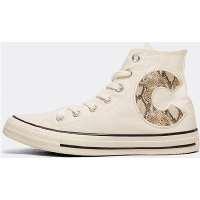 Womens Chuck Taylor All Star Hi Wild Snake Trainer