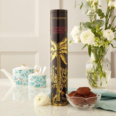Fortnum & Mason Chocolate & Macadamia Biscuits, 200G
