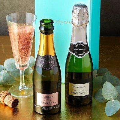 Fortnum & Mason Baby Champagne Box