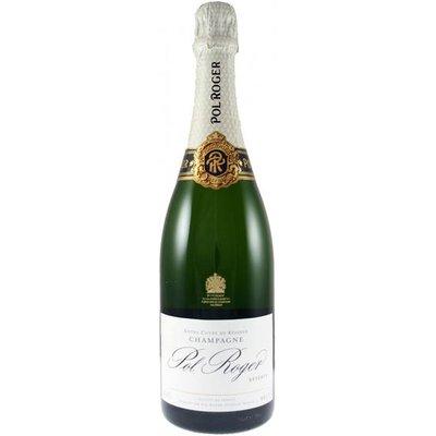 Fortnum & Mason Pol Roger Champagne, White Foil Brut N.V., 75Cl