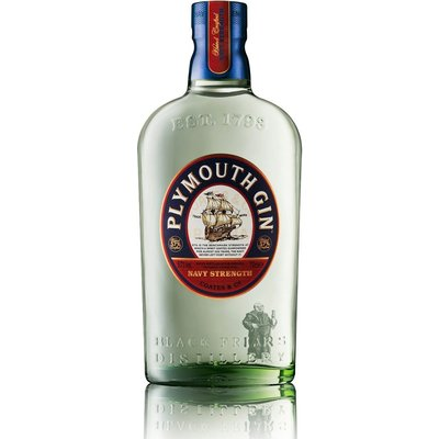 Fortnum & Mason Plymouth Navy Strength Gin, 70Cl