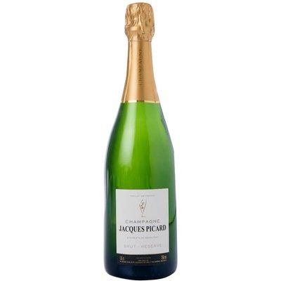 Fortnum & Mason Jacques Picard Brut Reserve N.V Champagne, 75Cl