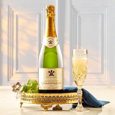 Fortnum & Mason Highgrove Brut Cuvée Champagne NV, 75cl
