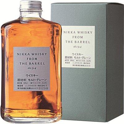 Fortnum & Mason Nikka, 'From The Barrel' Japanese Whisky 50Cl