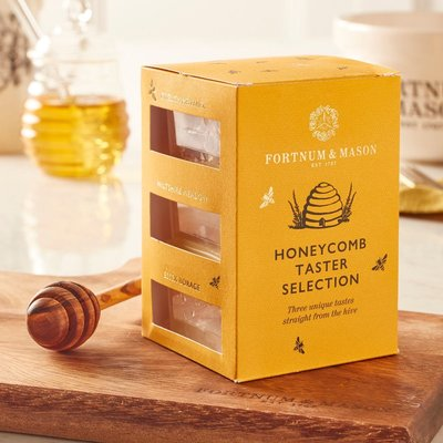 Fortnum & Mason Honeycomb Taster Selection, 240G