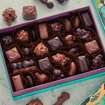 Fortnum & Mason's Chocolate Nut Selection