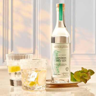Fortnum's London Dry Gin, The London Distillery Co., 50Cl