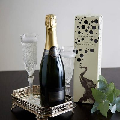 Fortnum & Mason's Brut Réserve Champagne Gift Box