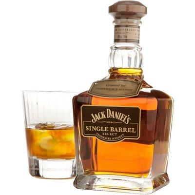 Fortnum's X Jack Daniel's Single Barrel Kentucky Whiskey, 70Cl