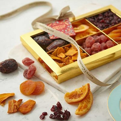 Fortnum & Mason Dried Fruit Gift Box, Vegan, 575G