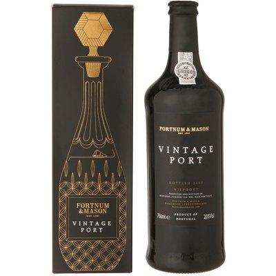 Fortnum's Vintage Port Gift Box, Niepoort, 75Cl