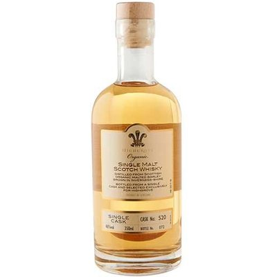 Fortnum & Mason Highgrove Organic Single Malt Whisky, 350ml