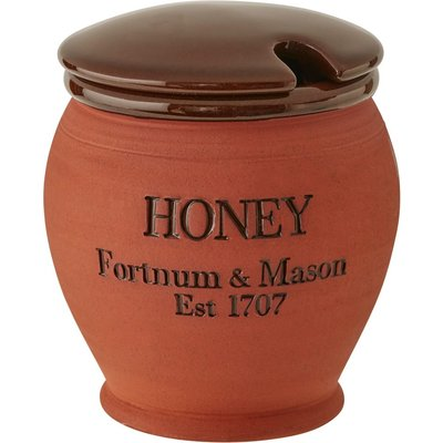 Fortnum & Mason Terracotta Honey Pot