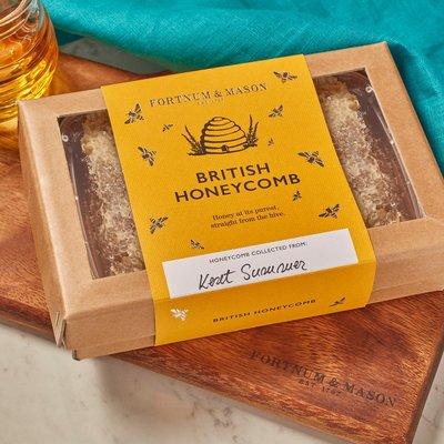 Fortnum & Mason British Honeycomb Half Frame, 600G