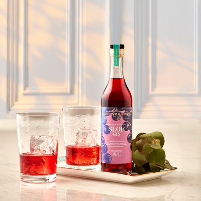 Fortnum's English Sloe Gin, Union Distillers, 20Cl