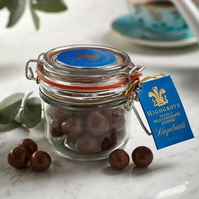 Highgrove Organic Chocolate Covered Hazelnuts