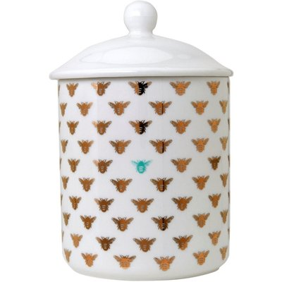 Fortnum's Golden Bee Honey Pot