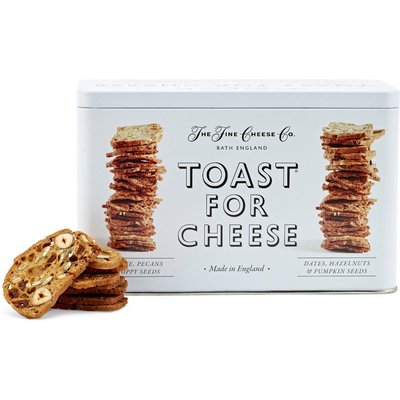 Fortnum & Mason The Fine Cheese Co Toast For Cheese Gift Tin