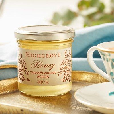 Highgrove Transylvanian Acacia Honey