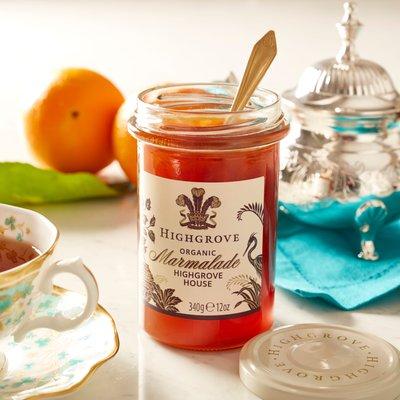 Highgrove Organic House Marmalade, 340G