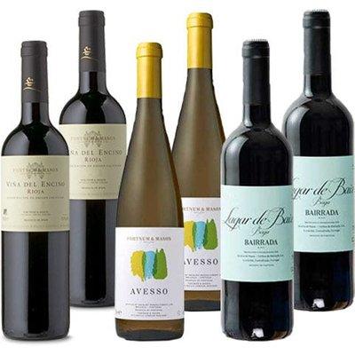 Fortnum & Mason The Iberian Explorer Wine Selection, 6 Bottles