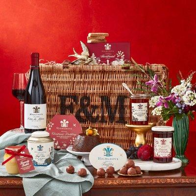 Fortnum & Mason The Highgrove Christmas Basket